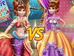 Anna Denizkızı vs Prenses Stili