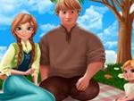 Anna ve Ailesi Piknikte