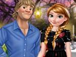 Anna ve Kristoff Romantik Buluşma