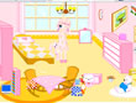 Barbie Pembe Ev