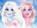 Buz Kraliçesi Balo Makyajı