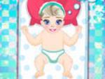 Elsa Bebeğin Altını Değiştir