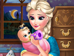Elsa Bebek Bakımı