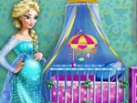 Elsa Bebek Odası Dekoru