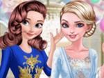 Elsa ve Anna Arendelle Diyarı