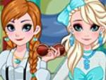 Elsa ve Annayı Süsle