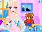 Elsa ve Kız Bebeği