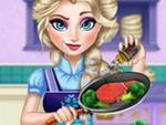 Elsa Yemek Pişirme