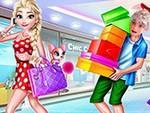 Elsa Alışveriş Çılgınlığı