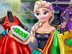 Elsa Alışverişe Çıkıyor