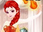 Elsa Ateş Kraliçesi