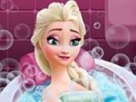 Elsa'nın Banyo Keyfi