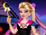 Elsa Fantastik Kıyafetler