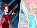 Elsa İyi ve Kötü