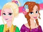 Elsa ile Anna Bahar Trendi