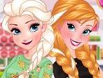 Elsa ile Anna Sonbahar Modası