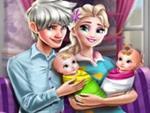 Elsa ve Jack İkiz Bebekler