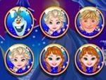 Frozen Hafıza Kartları
