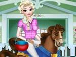 Jokey Elsa