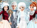 Frozen Kış Düğünü