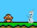 Olaf Mario Dünyasında