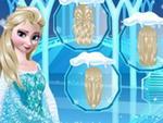 Örgülü Elsa