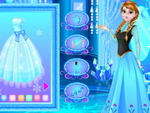 Prenses Anna Süsle ve Giydir