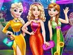 Disney Prensesleri Baloda